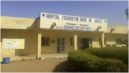 Kayes Hôpital Fouosseyni Daou