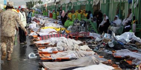 2015-09-4 Bousculade meurtrière à la Mecque