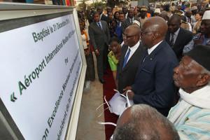 Bapteme-aeroport Modibo Keïta